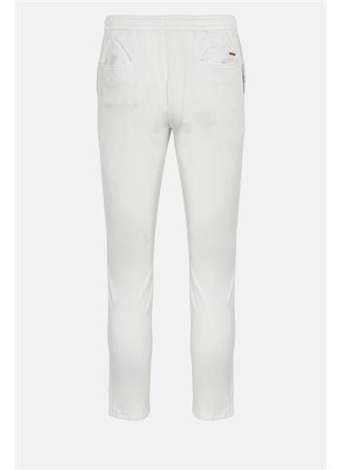 Boris Becker Beyaz Jogger Pantolon Beyaz